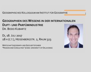 Bodo Kubartz - Vortrag Uni Münster
